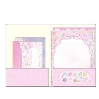 美少女戰士crystal 文具系列信封✉️信紙📃貼紙套裝-內部戰士