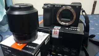 Sony a6500 with Sony 50 f1.8 ori