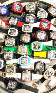 BUYING RICHARD MILLE WATCHES