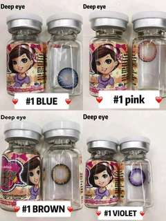 PRETTY DOLL CONTACT LENS 14.5mm