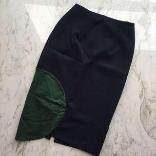 Argyle & Oxford Skirt