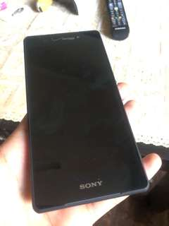 Sony z3 verizon like new only phone open line