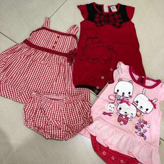 Baby Clothes- PRICE FOR ALL WITH POSTAGE