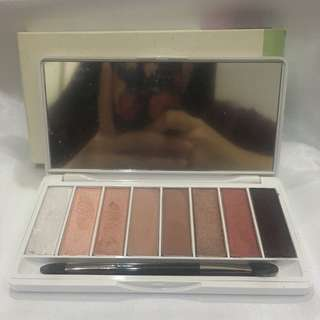 Eye Shadow Palette Romantic Day