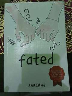 novel fated karya anindana
