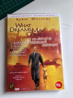 What dreams may come DVD new
