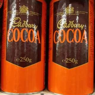 Cadbury Cocoa 250g