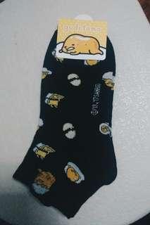 Gudetama All-over print Socks in Black