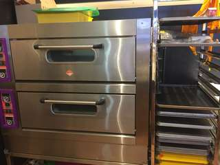 Infra red Electric Baking Oven