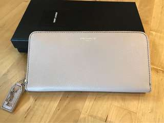 Saint Laurent YSL Wallet銀包