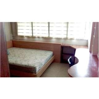 $500 rent (queen size bed)