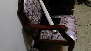 歐式扶把座椅