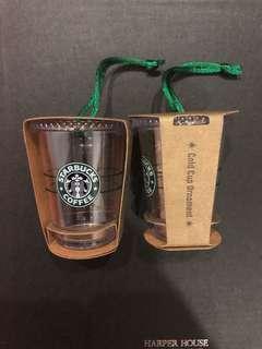Starbuck ornaments