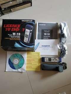 2 in 1 Digital Voice Recorder cum Camera.         #sam3