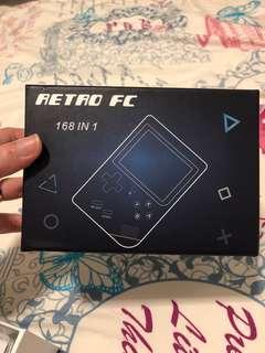 NES portable game console