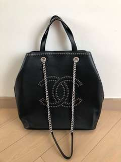 Chanel Leather Tote - 有單 comes with receipt