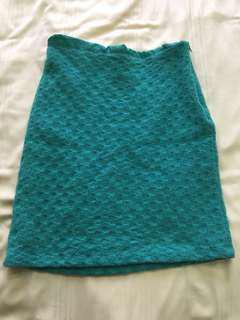 Marks & Spencer Turquoise Skirt