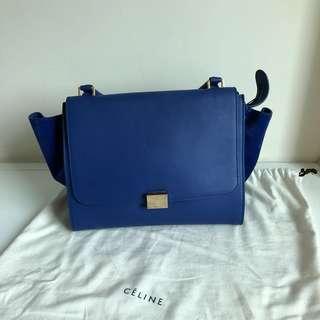 二手 Celine Trapeze Bag 30cm