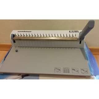 Ibico Combman Comb Binding Machine