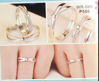 Couple,Wedding Ring Silver 92.5