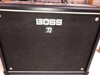 Guitar Amplifier BOSS Katana 50W