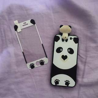 Panda Iphone 5/5s case