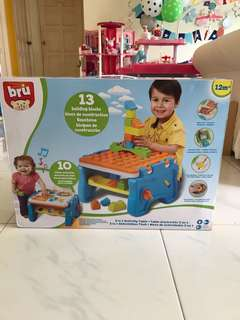 60% off: Toys R 'Us BRU 2-in-1 Activity Table