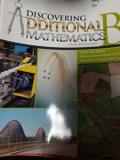 Discovering Additional Math(upper sec)