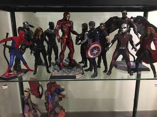 WANTED: WTB Hot Toys Civil War / Age of Ultron lineup