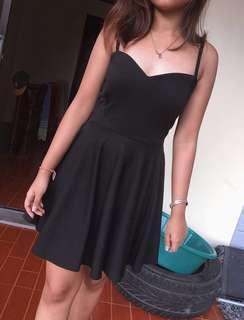 V-type dress