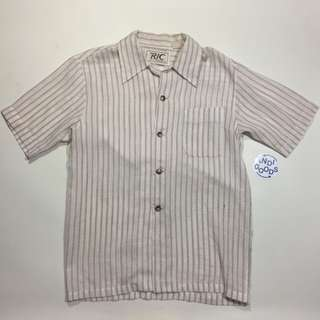Sun RIC by Daisun Striped Shirt