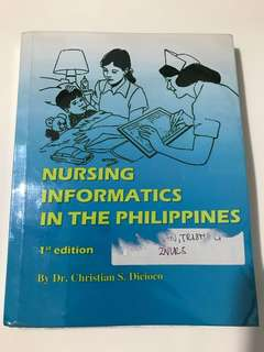 Nursing Informatics in the Philippines
