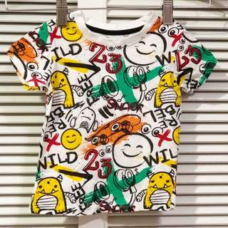 Primark Doodle Shirt