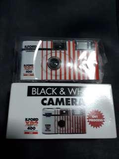Ilford Harman Black and White Camera