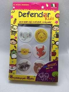 Defender Kids Patch