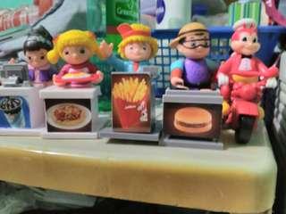 Jollibee Fun Store set