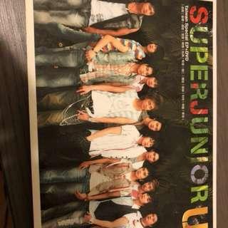 SJ U - Taiwan special EP+DVD