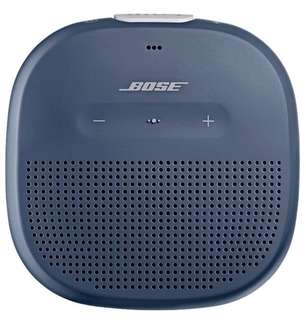 [SALE] Bose Soundlink Micro [Black/Midnight Blue]