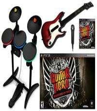 Guitar hero VI full band kit