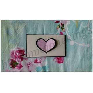 Heart Lock 💖