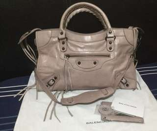 Pre-loved Balenciaga bag