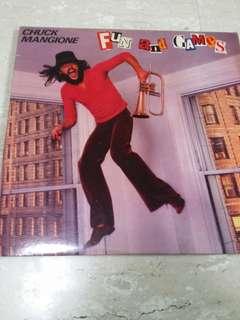 Chuck Mangione lp record vinyl