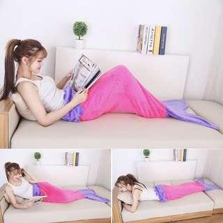 ulzzang mermaid blanket