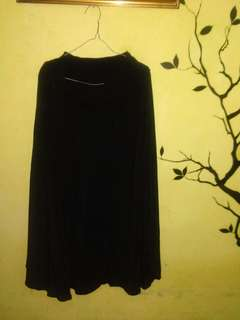 Rok hitam fit to L #maudecay