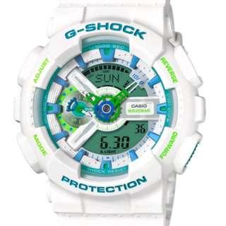 Casio - G-Shock #GA-110WG-7A