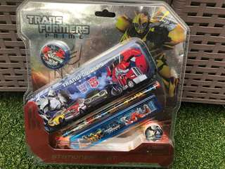 Transformers Stationery Set