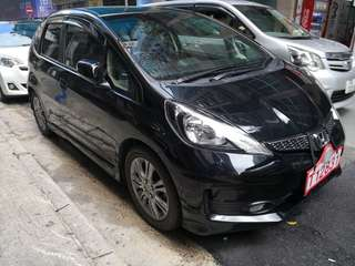 HONDA FIT RS 2011