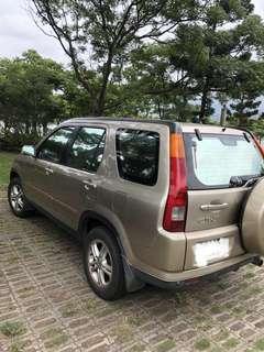 Honda CRV 2.0 自售