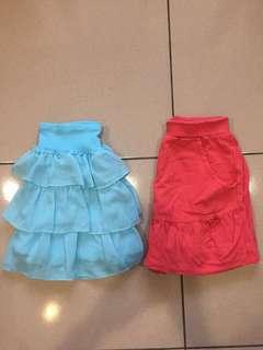🚚 2件褲裙 合售