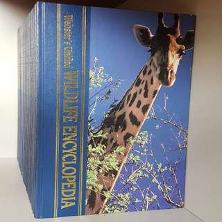 Webster's United Wild Life Encyclopedia
